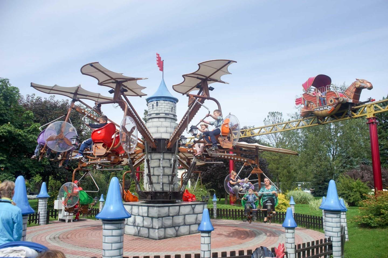 Аттракцион «Воздушный замок» — ParkSeason