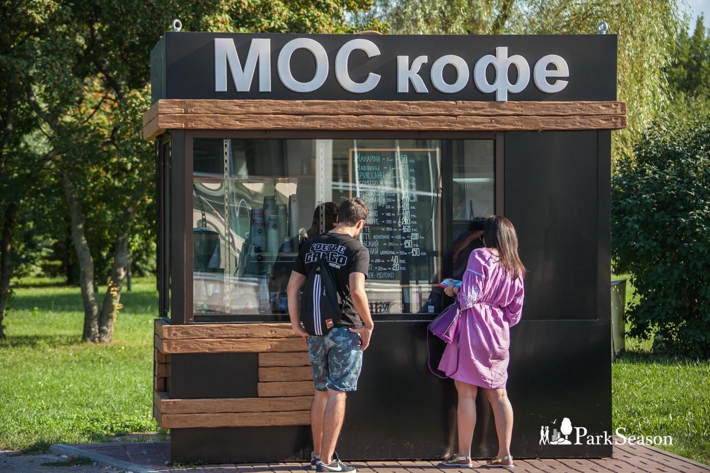Киоск «Москофе» — ParkSeason