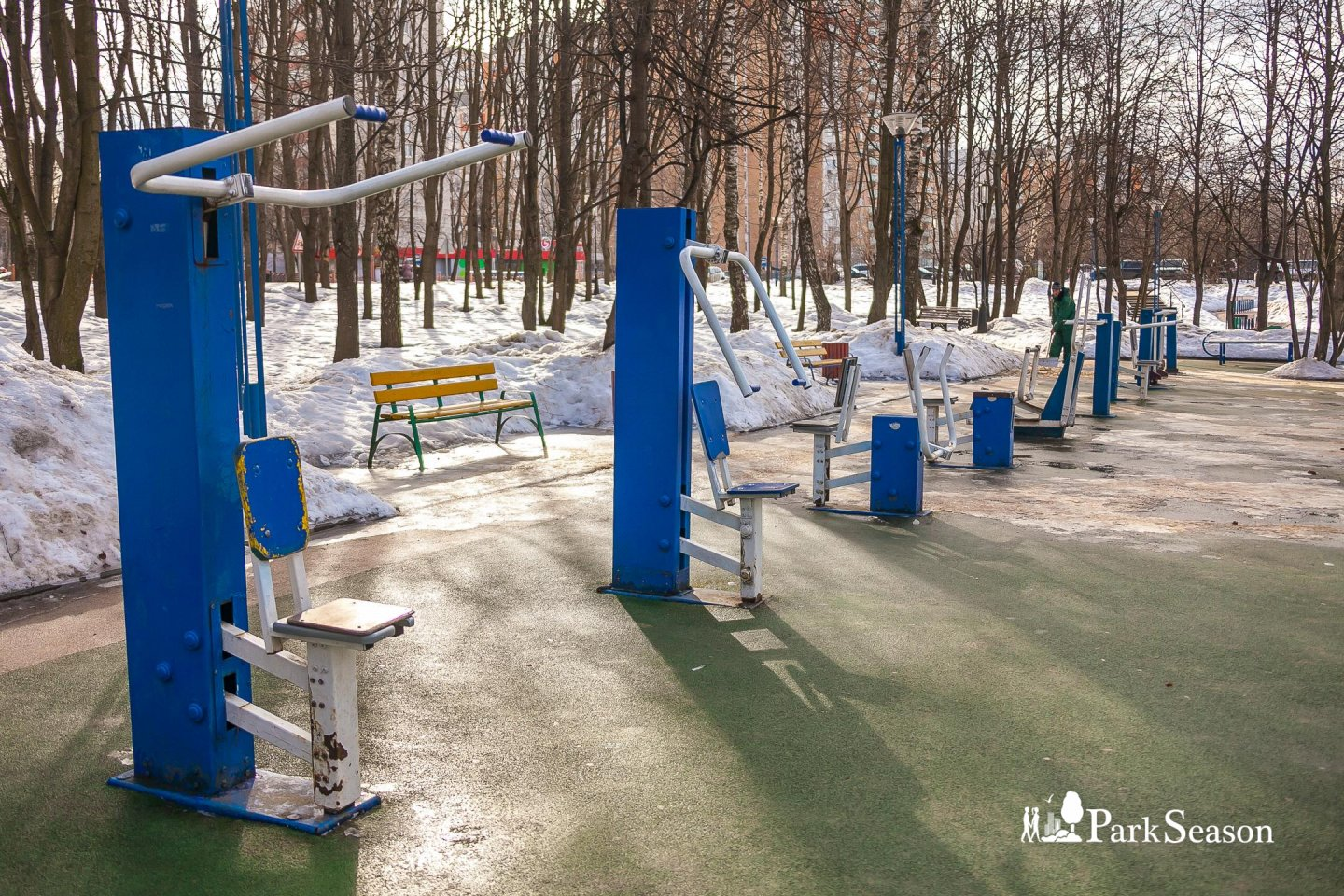 Детский WorkOut — ParkSeason