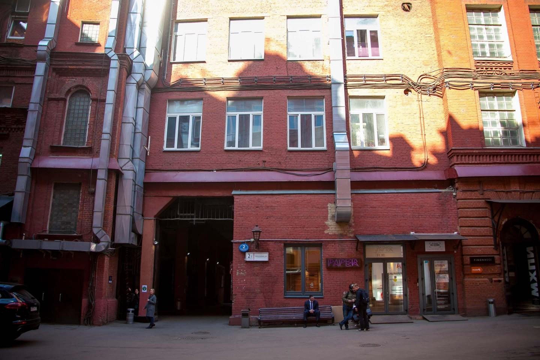 Здание «Шоколадный цех» — ParkSeason