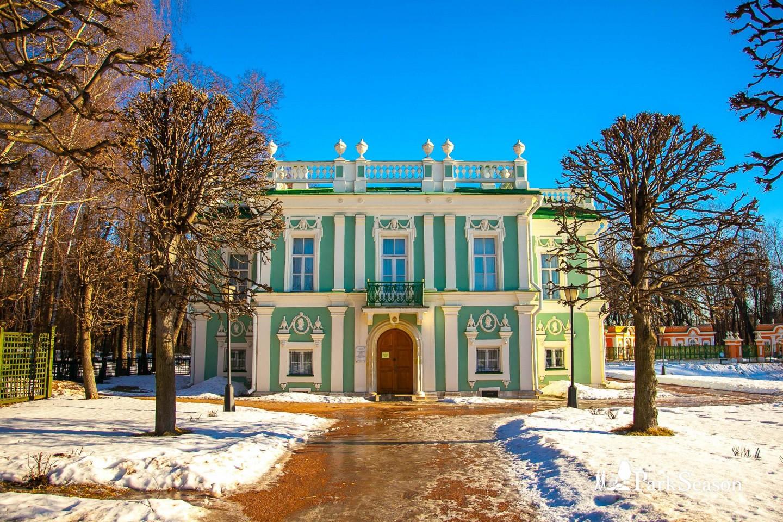 Итальянский домик , Усадьба Кусково, Москва — ParkSeason