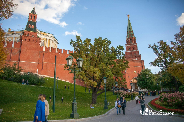 Музеи Московского Кремля — ParkSeason