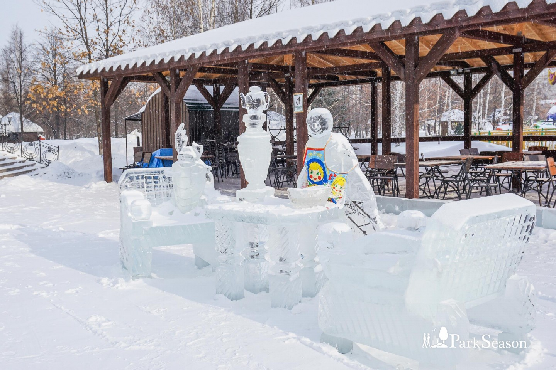 Ледяные скульптуры (зима) — ParkSeason