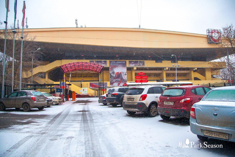 Дворец спорта, Парк «Сокольники», Москва — ParkSeason