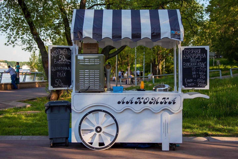 Мороженое «Лакомка», Парк «Северное Тушино», Москва — ParkSeason