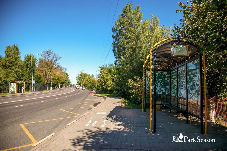 Остановки общественного транспорта — ParkSeason