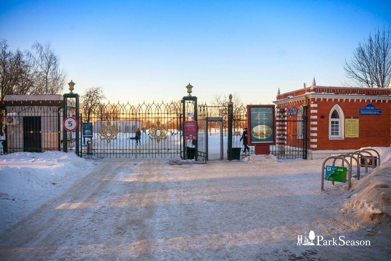 Вход в парк, Музей-заповедник «Царицыно», Москва — ParkSeason