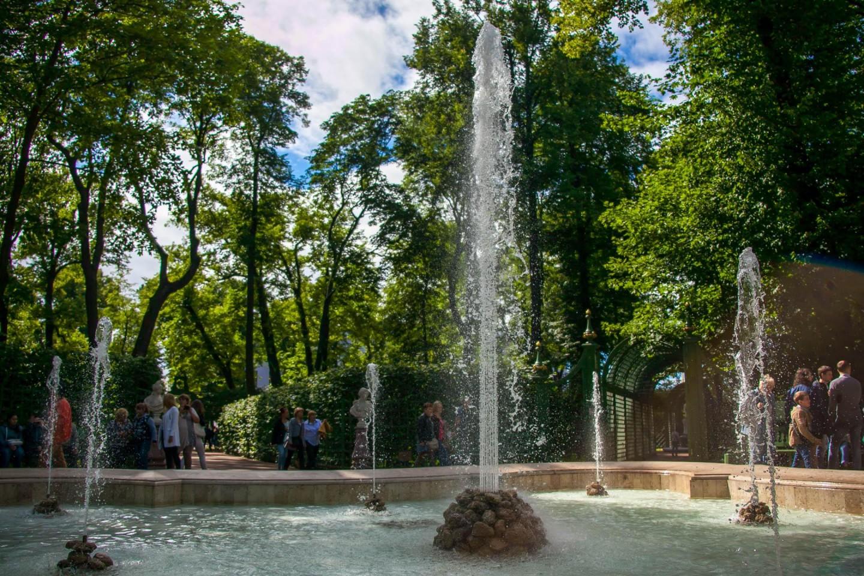 Большой фонтан — ParkSeason