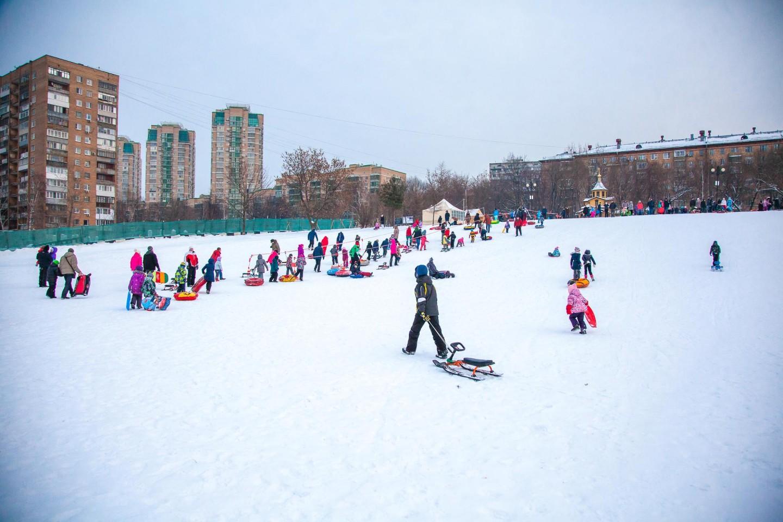 Горка — ParkSeason