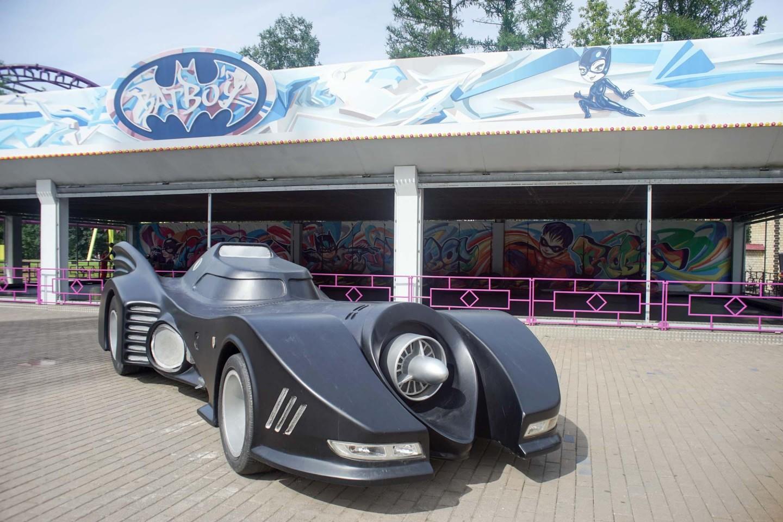 Автодром «Бэтмен» — ParkSeason
