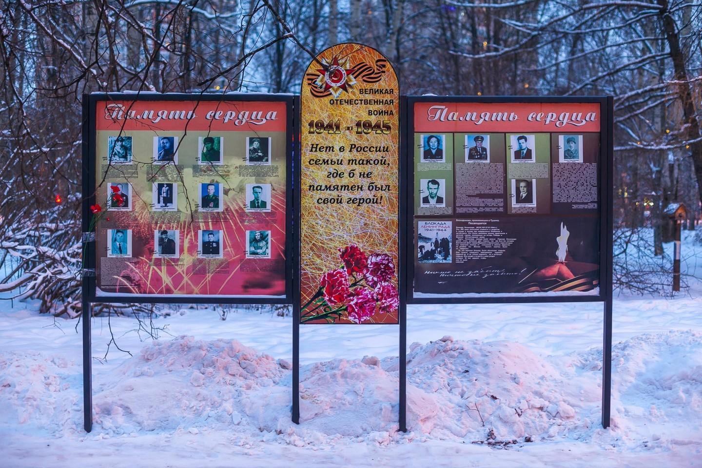 Аллея славы, Парк «Северное Тушино», Москва — ParkSeason