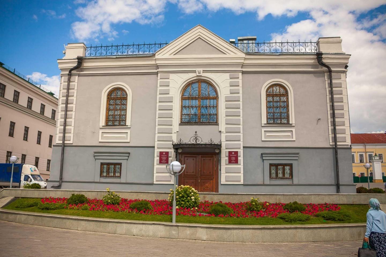 Институт языка, литературы и искусства им. Г.Ибрагимова — ParkSeason