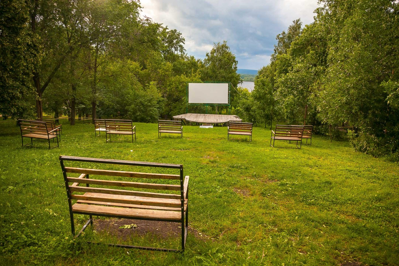Кинотеатр под открытым небом — ParkSeason