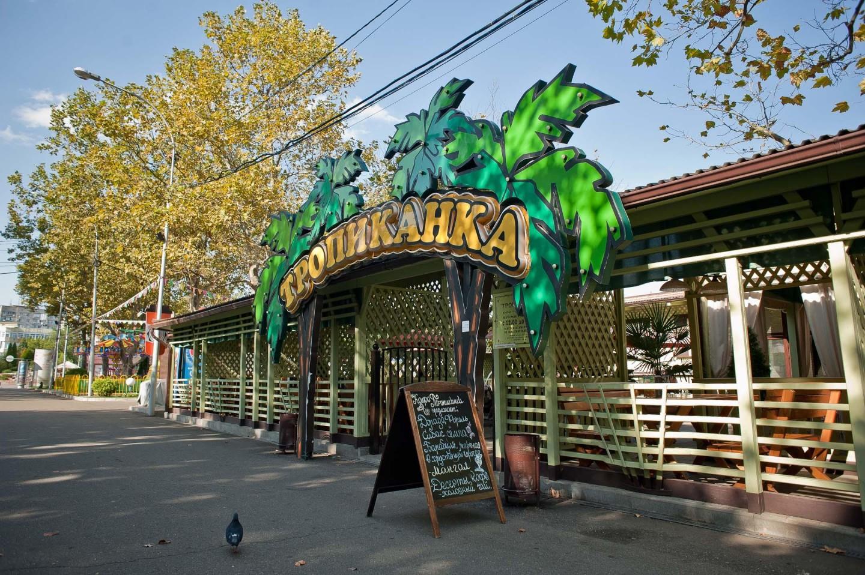 Кафе «Тропиканка» — ParkSeason
