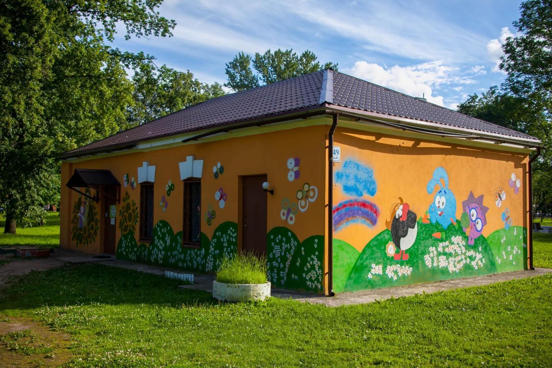 Детский центр «Маняша» — ParkSeason