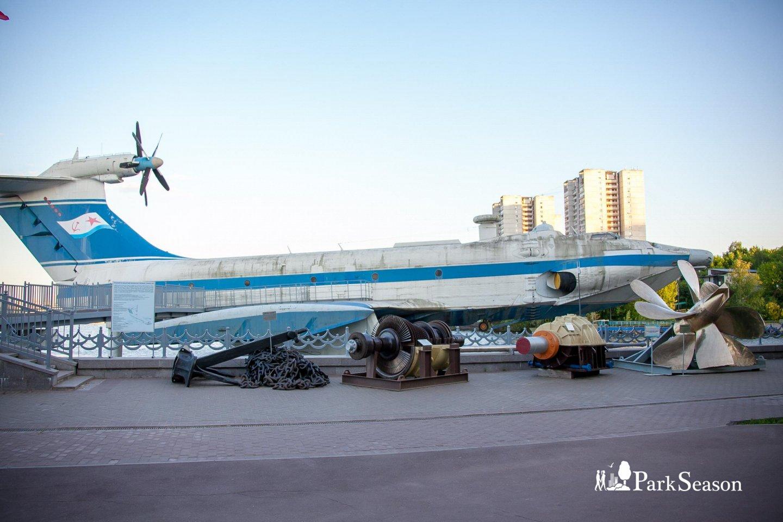 Музей истории Военно-морского флота, Парк «Северное Тушино», Москва — ParkSeason