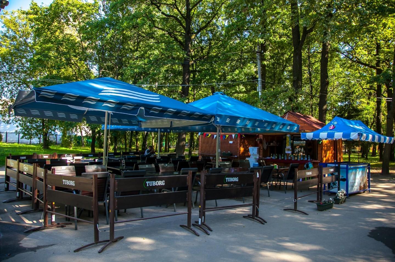 Кафе, Парк имени Льва Толстого (Химки), Москва — ParkSeason