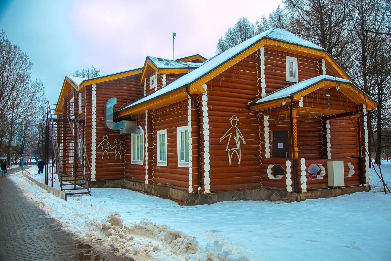 Семейный центр, Парк «Северное Тушино», Москва — ParkSeason