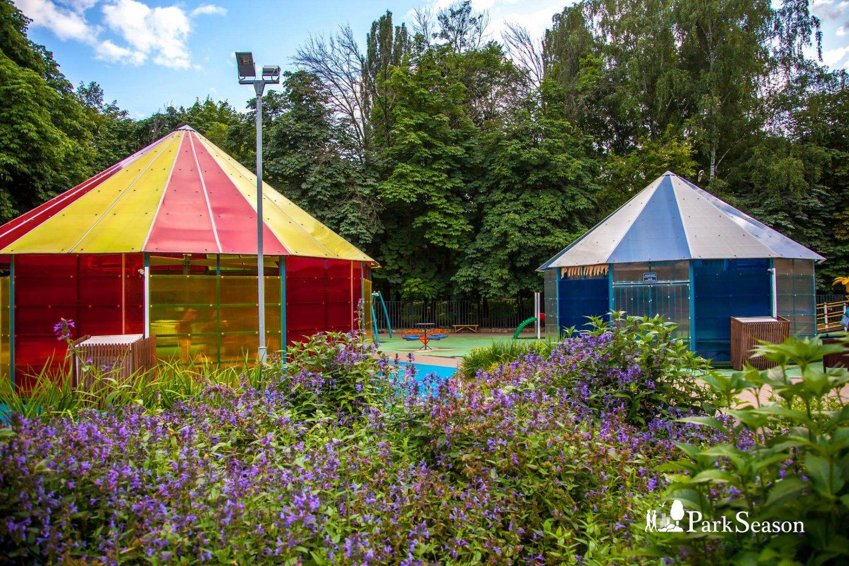Детская площадка «Изумрудный город» — ParkSeason