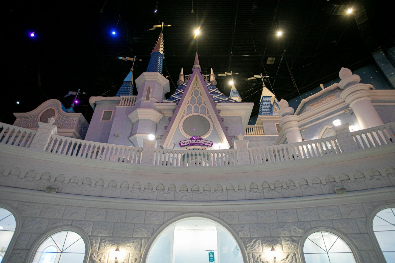 Замок Снежной Королевы — ParkSeason