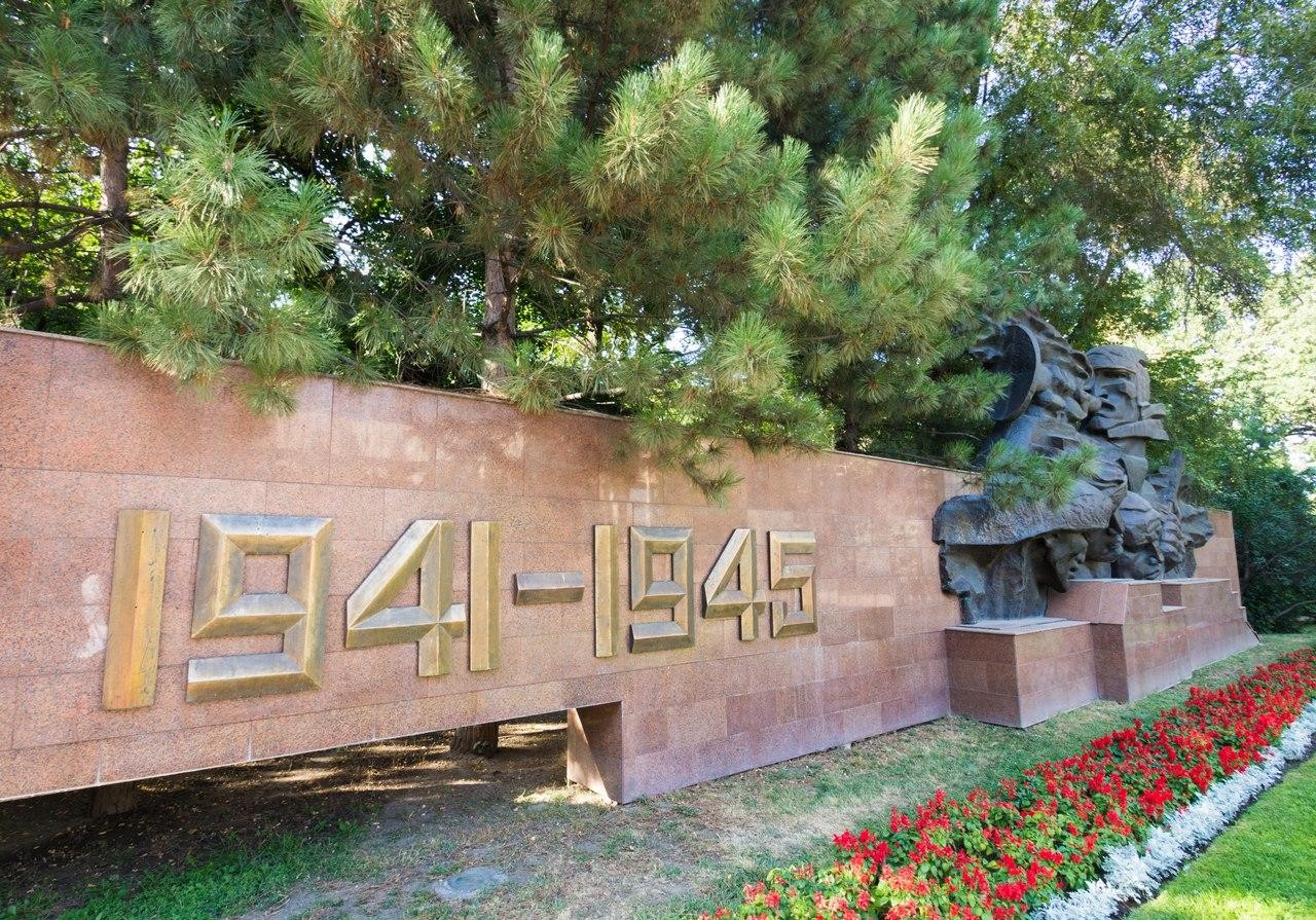 Мемориал Трубящие Славу — ParkSeason