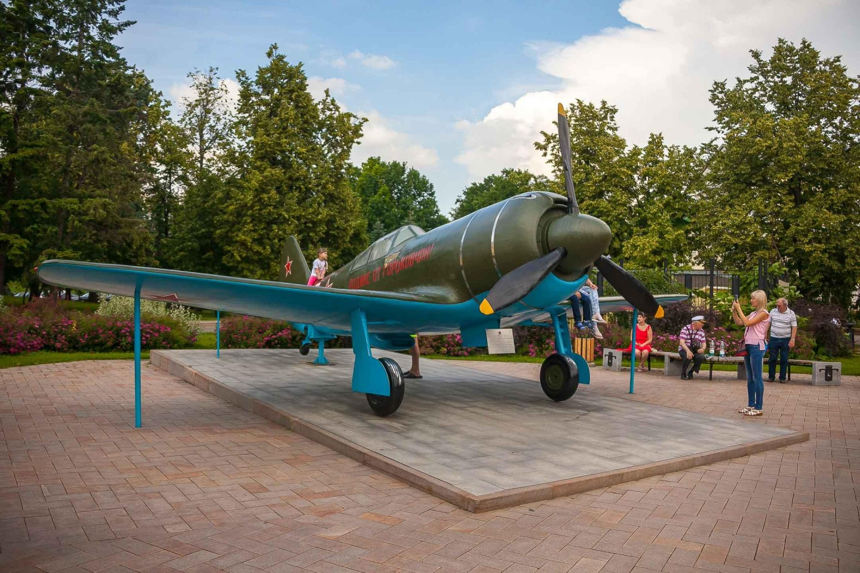 Истребитель ЛА-7 — ParkSeason