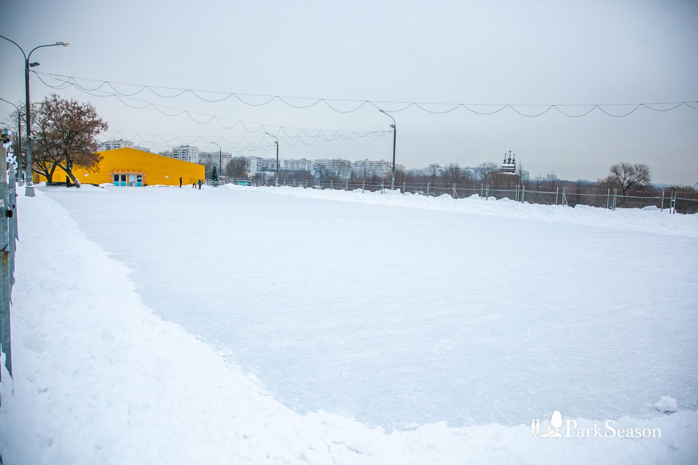 Каток в усадьбе «Коломенское», Усадьба «Коломенское», Москва — ParkSeason