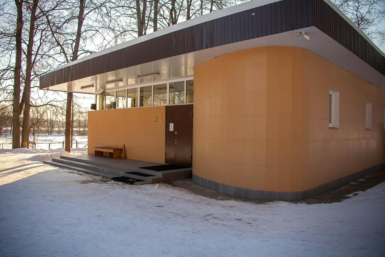 Зимняя база, Музей-усадьба «Архангельское», Москва — ParkSeason