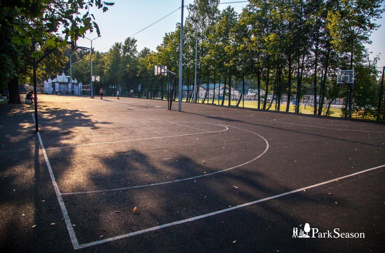 Спортивная площадка, Парк «Измайловский», Москва — ParkSeason