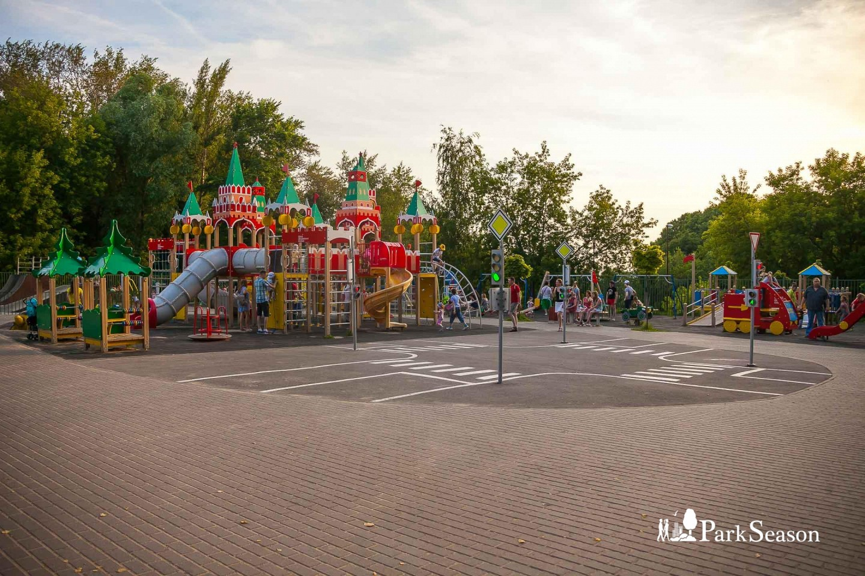Детская площадка — ParkSeason