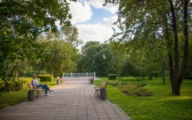 Парк Сад будущего: мероприятия, еда, цены, каток, билеты, карта, как добраться, часы работы — ParkSeason
