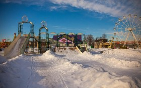 Парк «Сказка» в Москве (в Крылатском)