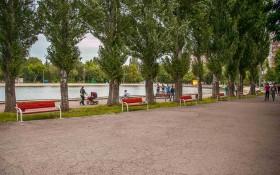 Парк им.50-летия Октября: мероприятия, еда, цены, билеты, карта, как добраться, часы работы — ParkSeason