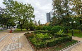 Площадь искусств — ParkSeason
