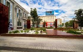 Пешеходная улица Вайнера: мероприятия, еда, цены, каток, билеты, карта, как добраться, часы работы — ParkSeason