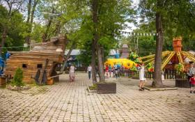 Парк им. 1 Мая — ParkSeason