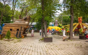 Парк им. 1 Мая: мероприятия, еда, цены, каток, билеты, карта, как добраться, часы работы — ParkSeason