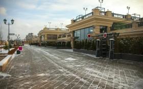 Кремлевская набережная — ParkSeason