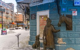 Пешеходная улица Вайнера: мероприятия, еда, цены, билеты, карта, как добраться, часы работы — ParkSeason