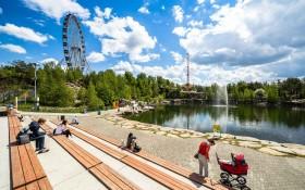 Радуга-парк: мероприятия, еда, цены, билеты, карта, как добраться, часы работы — ParkSeason