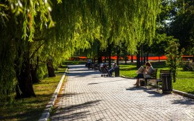 Парк «Новодевичьи пруды»