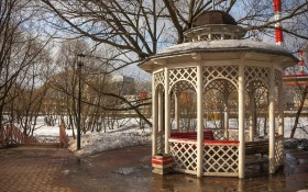 Парк 60-летия Октября: мероприятия, еда, цены, каток, билеты, карта, как добраться, часы работы — ParkSeason