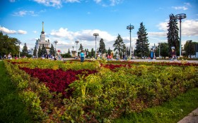 Парк на ВДНХ в Москве — афиша мероприятий на портале ParkSeason