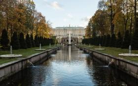 Музей-заповедник «Петерогоф» в Санкт-Петербурге