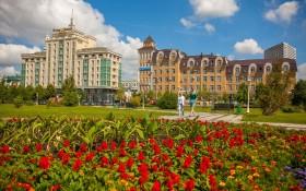 Парк Тысячелетия Казани: мероприятия, еда, цены, билеты, карта, как добраться, часы работы — ParkSeason