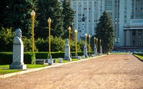 Озелененная территория МГУ: мероприятия, еда, цены, билеты, карта, как добраться, часы работы — ParkSeason