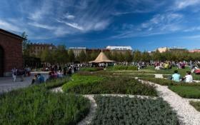 Парк «Новая Голландия» в Санкт-Петербурге