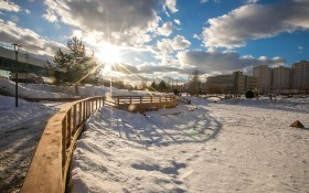 Детский ландшафтный парк Южное Бутово: мероприятия, еда, цены, каток, билеты, карта, как добраться, часы работы — ParkSeason