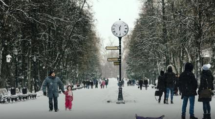 Как выглядят после обновления 5 главных парков Казани