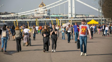 Выходные в Москве: афиша 30 апреля — 2 мая